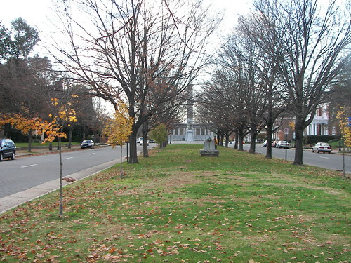 Boulevard, Monument Avenue, Richmond