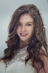 Kristina Portrait. (www.sergeybidun.com) Tags: girl woman portrait lady model cute snow