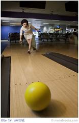 Title IX: Bowling (SFMONA) Tags: woman sports girl fashion vintage wow mod bowling feminism concept ideal bouffant conceptual womenissues titleix
