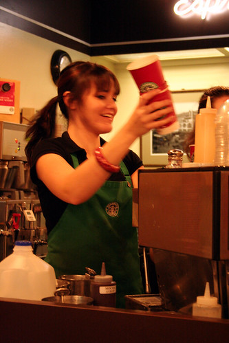 Starbucks Barrista