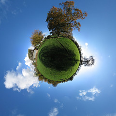 Little Normandy (alexispz) Tags: normandy stereographic helluva littleplanet