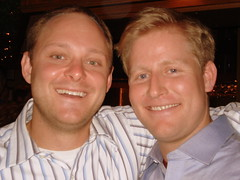 Jeff and Matt (Helene Orange) Tags: reunion 10 year naperville nnhs