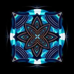 Design 1  ~(K&K#9)~ (Gravityx9) Tags: blue abstract multicolored magical kk blogthis smorgasbord 0708 americaamerica kfun kk9 skagitrenee kaleidospheres colourvisions allkindsofbeauty amerthread 072408