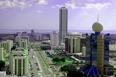 Fujairah 2006 (Frid@y) Tags: tower buildings hotel centre etisalat 16 trade thursdy fujairah siji