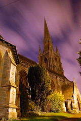 Stapleton Church (Joe Dunckley) Tags: uk england architecture night clouds bristol churches import stapleton stapletonchurch