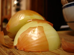 1. How To Chop An Onion (the fancy way)
