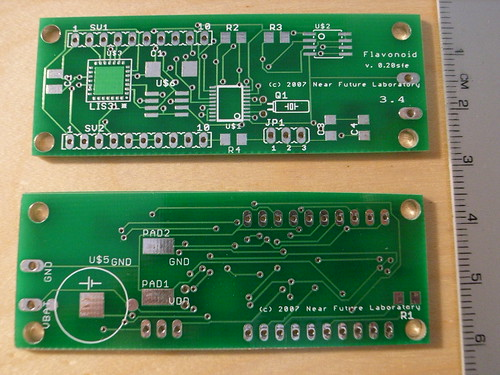 Flavonoid PCBs from BatchPCB