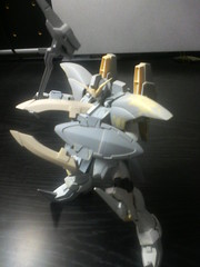 Making of Gundam Deathschythe ver.Ka -front 2
