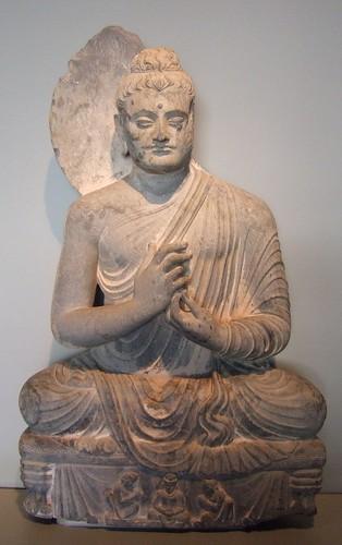 Gandhara Buddha 1