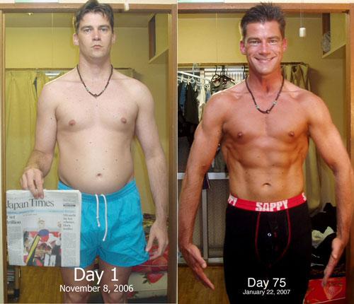 Ejemplo de como ponerse en forma en 3 meses deportes - Como ponerse fuerte en casa ...