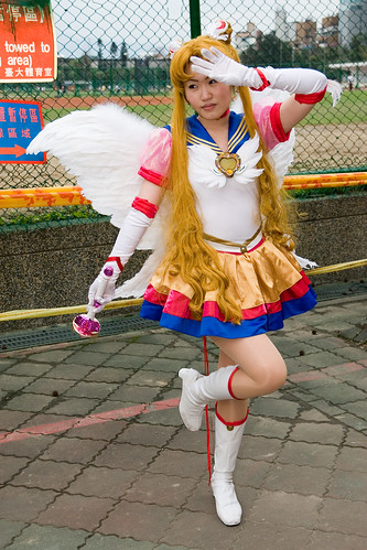Sailor Moon Sailor Moon Foto Cosplay